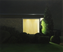 Untitled, 2010, 95-115 cm, oil on canvas.