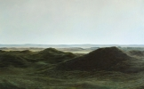 Old dunes, 2011, 120-195 cm, oil on linen