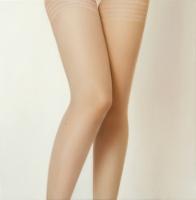 Legs (crossed), 110-110 cm, 2018, oil on canvas.